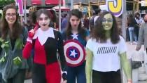 Ankara'nın İlk Çizgi Roman Festivali Kapılarını Açtı