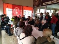 Antalya Emniyetinden Huzur Toplantısı