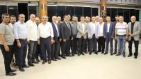 Aydın'da Yaşayan Muşlular İftarda Bir Araya Geldi