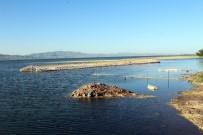Baraj Havzası Doldu, İstimlak Alanındaki Ağıl Ve Tarlalar Suya Gömüldü