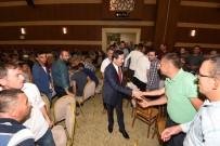Başkan Kılca, Belediye Personeliyle İftar Yaptı