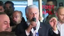 Binali Yıldırım Zeytinburnu'nda Vatandaşlarla Buluştu