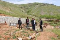 Bitlis Belediye Başkanı Tanğlay, Çalışmaları İnceledi