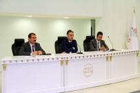 Bitlis'te İl İdare Şube Başkanları Toplantısı Düzenlendi