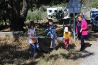 Çamlık'a Çevreci Tabelalar Yerleştirildi