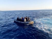Didim'de 51 Mülteci Yakalandı