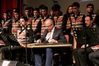 Dünyaca Ünlü Kanun Virtüözü Sivas'ta Konser Verdi