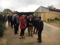 ÇÖPKÖY - Edirne'nin Belediye Başkanı Talepleri Yerinde Dinliyor