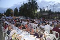 Efeler Belediyesinin İftar Buluşmaları İstiklal'de Devam Etti