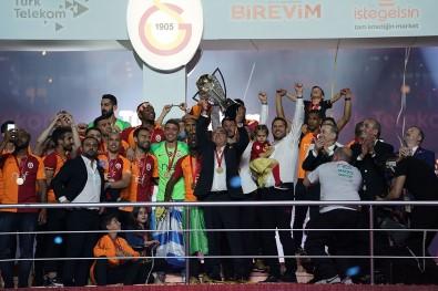 Fatih Terim, 5 yıl daha Galatasaray'da