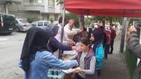 Geleneksel Türkmen İftar Yemeği Yapıldı