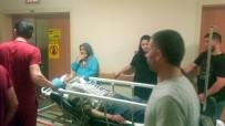 TAHKİKAT - İşçileri Taşıyan Midibüs Kazasında Yaralananların İsimleri Belli Oldu