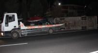 İzmir'de İşçi Servisi Devrildi Açıklaması 7 Yaralı