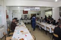 CAMİ İMAMI - Jandarma, Polis, Ve Müftülükten İftar