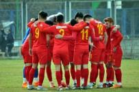 Kayserispor U21 Sezonu Galibiyetle Kapatmak İstiyor