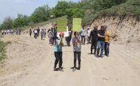 DİNAMİT - Köylülerden Maden Ocağı Tepkisi