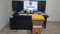 Kuşadası'nda 'Tombala' Operasyonu; 26 Gözaltı