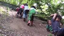 Minikler Eğitime İlk Adımı 'Orman Okulu'nda Atıyor