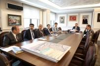 Mustafa Palancıoğlu Açıklaması 'Plan Ve Proje Toplantısı İle 2023 Yılına Kadar Olan İlçemizin Yol Haritasını Çıkardık'