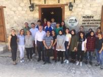 Öğrenciler MÜBEV'i Ziyaret Etti