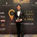 TELEVİZYON - Olkan Soycan, Yılın En İyi Dijital Medya Uzmanı Ödülüne Layık Görüldü