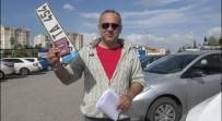 Otomobilini  Dolandırıcılara Kaptırınca Kendini Savcılığa Şikayet Etti