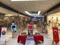 Park Afyon AVM'de Resim Sergisi Açıldı