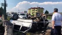 Sakarya'da Trafik Kazası Açıklaması 2'Si Çocuk 6 Yaralı