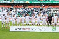 Spor Toto Süper Lig Açıklaması Konyaspor Açıklaması 0 - Akhisarspor Açıklaması 0 (İlk Yarı)