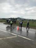 Sürekli Kazaların Meydana Geldiği Kavşağa Trafik Lambası Konulacak