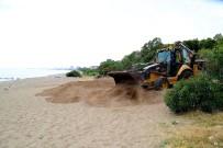 Tarhan Açıklaması '100. Yıl Plajında Doğa Cinayeti İşleniyor'
