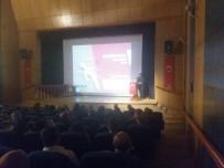 Tatvan'da 'Madde Bağımlılığı' Semineri Düzenledi