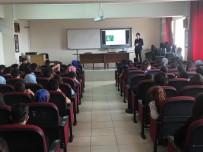 GIDA HATTI - Tatvan'da Öğrencilere 'Okullarda Gıda Güvenirliği, Gıda Kayıpları Ve İsraf' Eğitimi Verildi