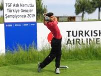 TGF Aslı Nemutlu Türkiye Gençler Şampiyonası Samsun'da Başladı