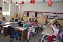 MUSTAFA YIĞIT - Tosya İlkokulunda Dünya Süt Günü Kutlandı