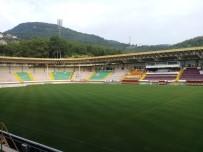 UEFA Yetkilileri Alanya Bahçeşehir Okulları Stadyumunu Denetledi