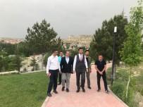 Ürgüp Belediye Başkanı Aktürk, Çalışma Alanlarını İnceledi