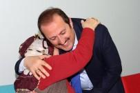 Vali Pehlivan Ve Eşi Huzurevi Sakinleriyle İftar Sofrasında Bir Araya Geldi