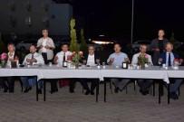 Vali Su, Tarsus Ceza İnfaz Kurumları İftar Programına Katıldı