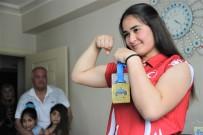 AVRUPA ŞAMPİYONU - Yemek Masasından Dünya Şampiyonası'na