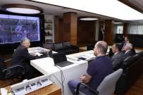 MEMDUH BÜYÜKKıLıÇ - Başkan Büyükkılıç'tan Teknik Toplantı
