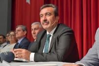 Başkan Çetin Açıklaması 'Türkiye İçin El Ele Vermeliyiz'