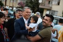 Başkan Uysal, İftarda Vatandaşlarla Bir Araya Geldi