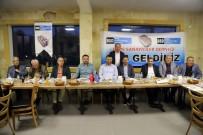 İŞ DÜNYASI - Bims Sanayicileri Derneği İftar Yemeği Düzenledi