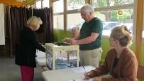 Fransa AP Seçimleri İçin Sandık Başında