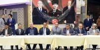 Gaziantep'te Ülkücü Camia İftarda Buluştu