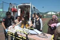 Hava Ambulansı 1 Aylık Elfin Ilgın Bebek İçin Havalandı