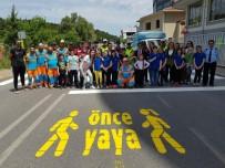 Jandarma Komutanlığından Öğrencilere Trafikte Farkındalık Eğitimi