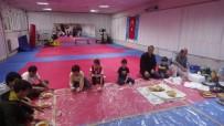 Karateciler İftar Sonrasında Buluştu