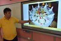 Kayseri'nin Tescilli Markası Kafe Sinan Personeli Artık Daha Profesyonel